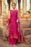 Charizma Signature Embroidered Lawn Collection'21 Plum Perfection ELS-02