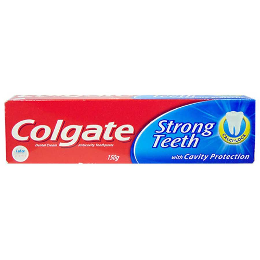 COLGATE MAXIMUM CAVITY PROTECTION TOOTH PASTE 150 GMS
