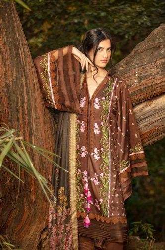 Sobia Nazir Winter Shawl Collection'2021 WS21-4A