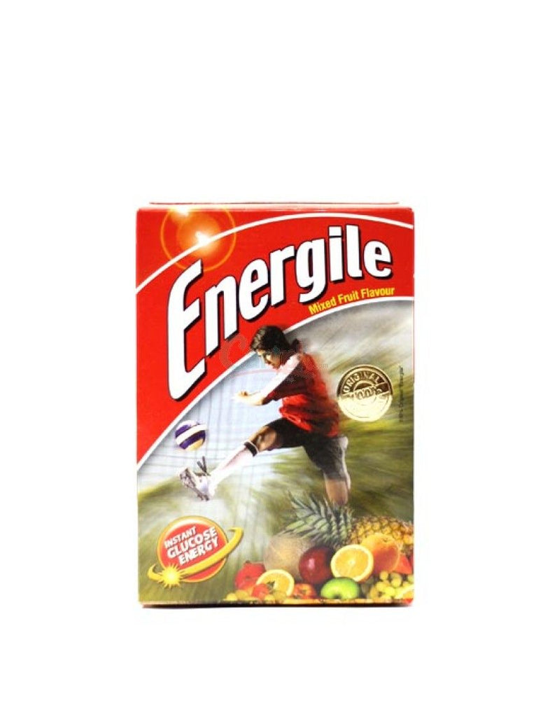 ENERGILE MIX FRUIT 400GM