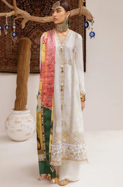 Ormana By Elan Luxury Lawn Collection'21