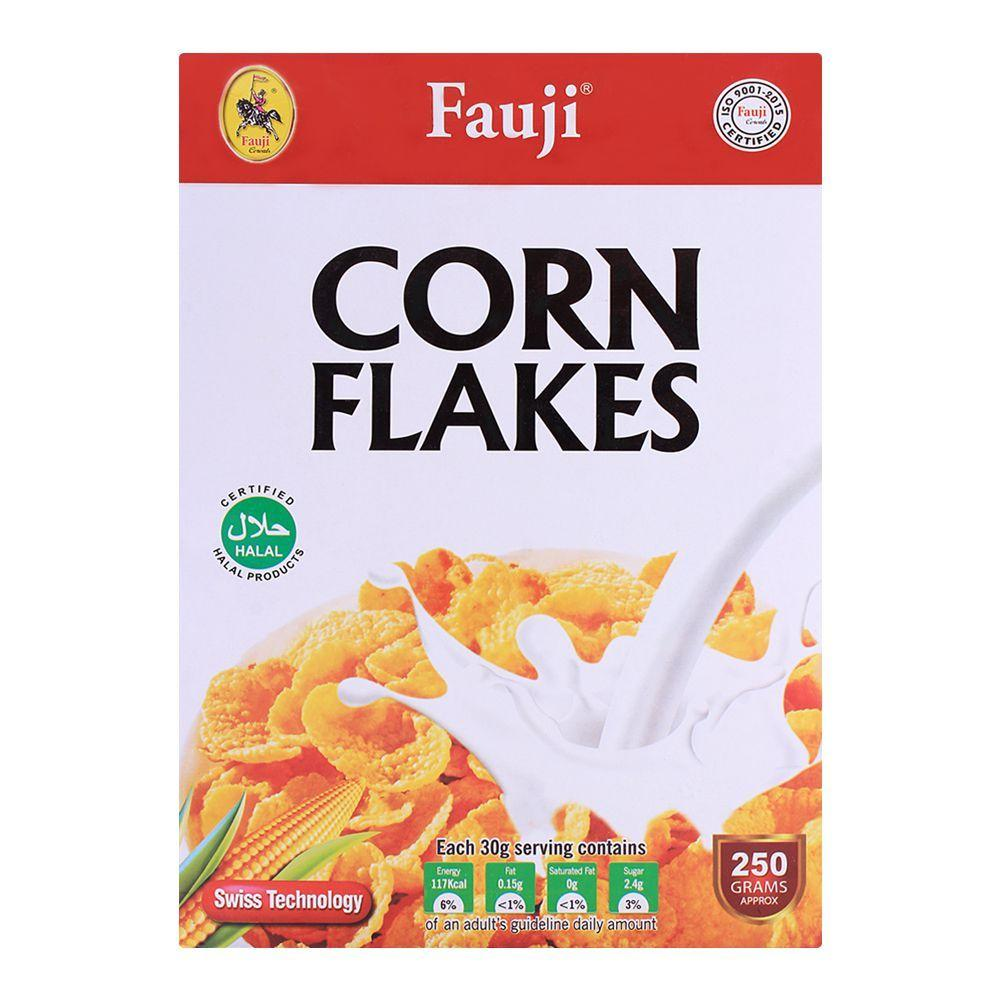 FAUJI CORN FLAKES 250GM