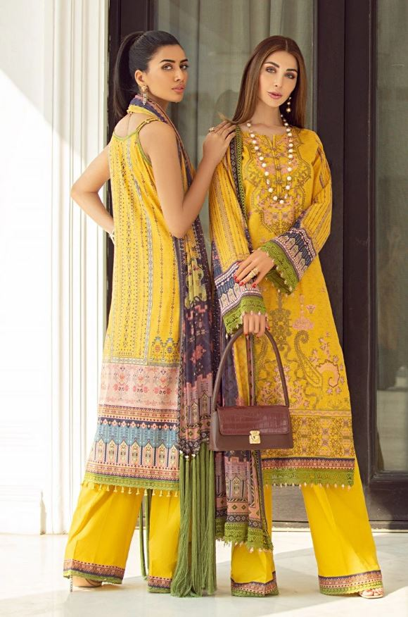 Rang Rasiya  FLORENCE LUXE - The Summer Retreat '21 OLZDEYM RR-FL21-S1-2