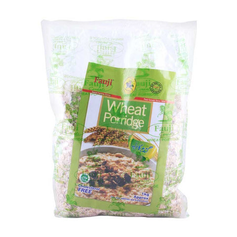 FAUJI WHEAT PORRIDGE POUCH 1 KG