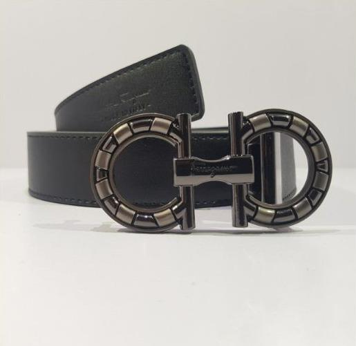 Ferragamo Buckle Belt (AT0401)