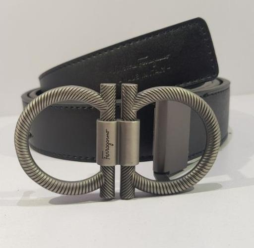 Ferragamo Buckle Belt (AT0389)