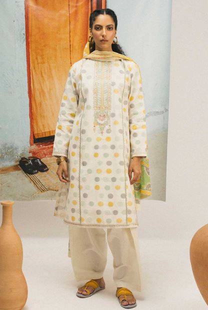 Zara Shahjahan Coco Lawn Collection'20 Z20-5A