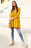 Gul Ahmed Bagh-e-Gul Lawn Collection'21 SL-921 A