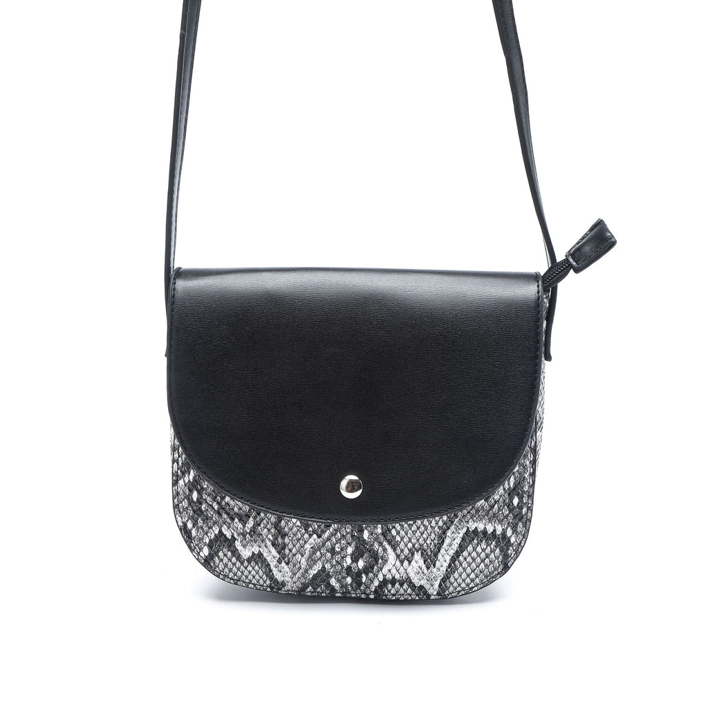 Snake Print Bag | Funky Fish