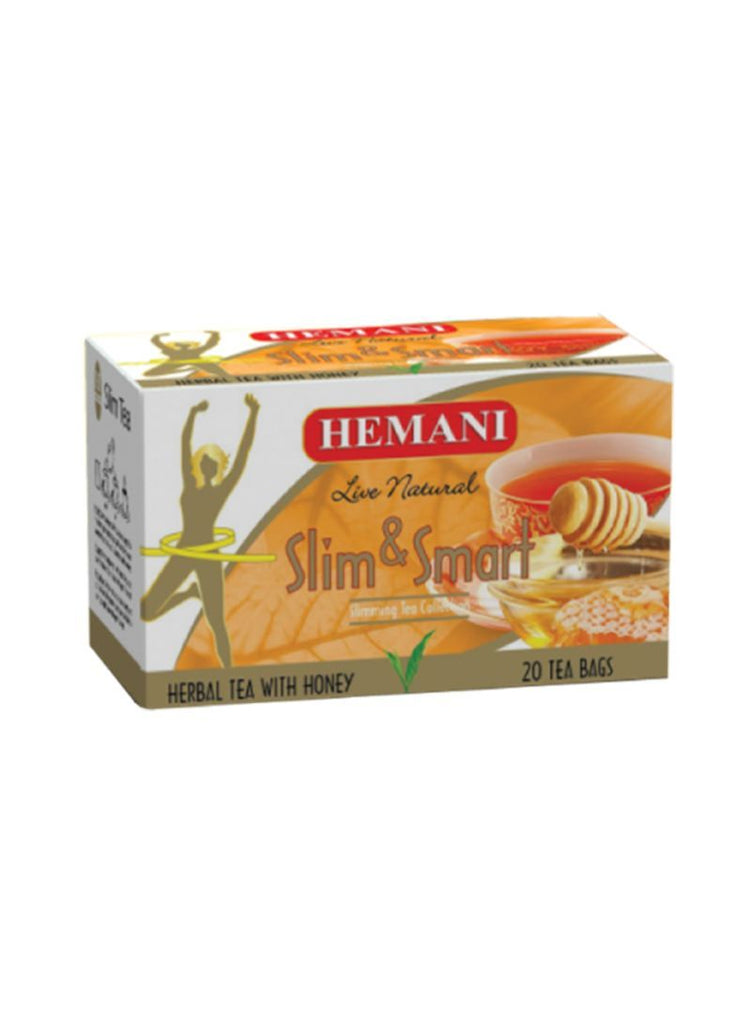 HEMANI SLIM/TEA SMART 40GM