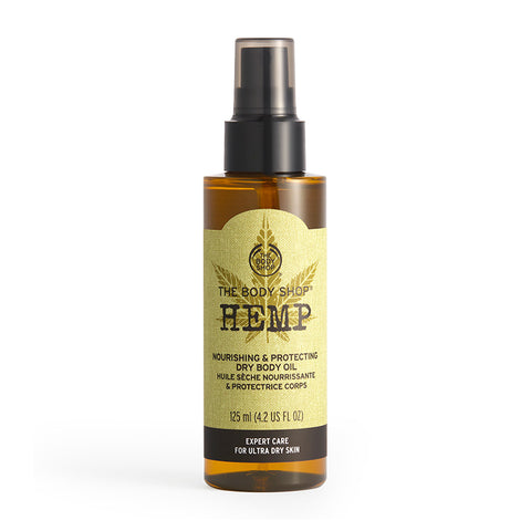Hemp Nourishing & Protecting Dry Body Oil ITEM 97176
