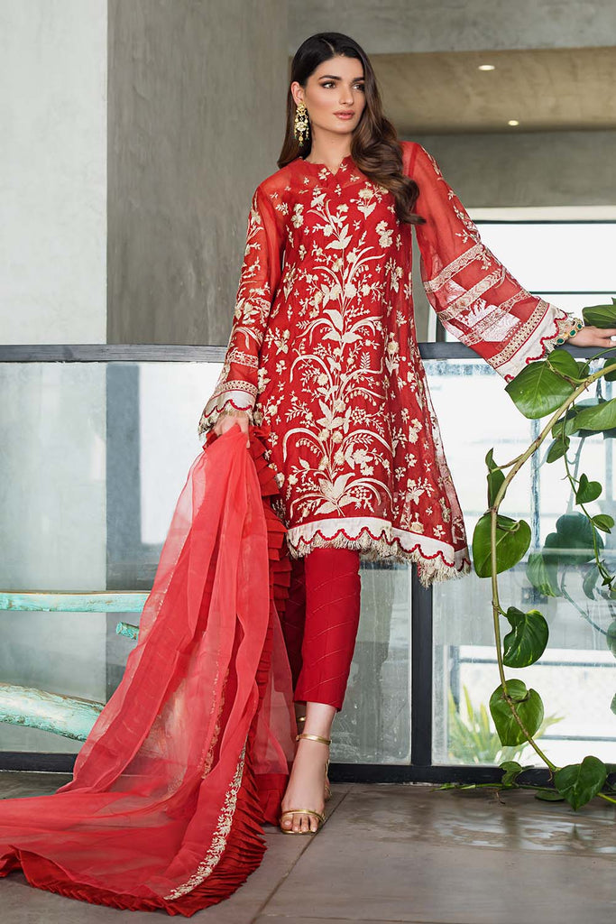 Gul Ahmed Festive Luxury Eid Collection'21