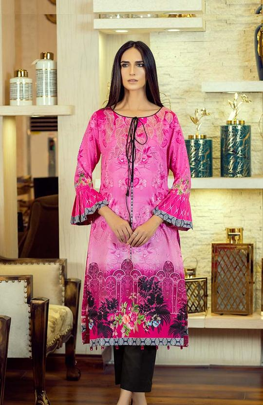 AL-Zohaib SUNSHINE BLOOM COTTON SILK'19 SSB19-K04