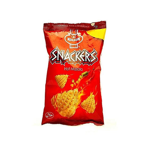 KOLSON SNACKERS HOT MASALA 28 GMS
