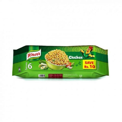 Knorr Noodles Chicken 66gm x 6