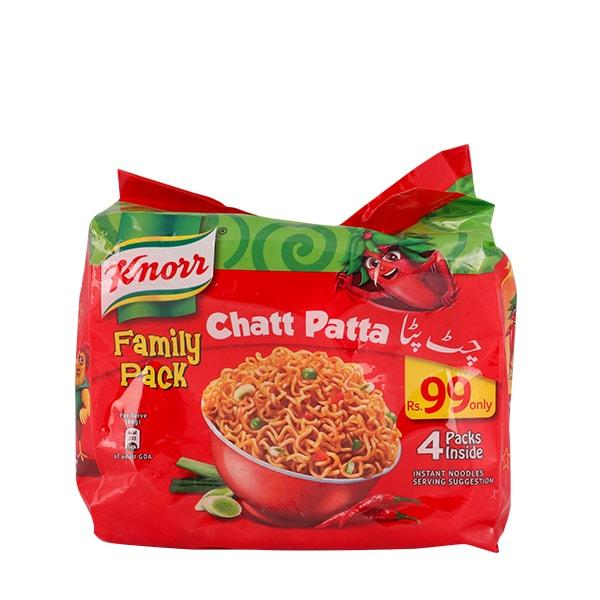 Knorr Noodle Chatpatta 264gm
