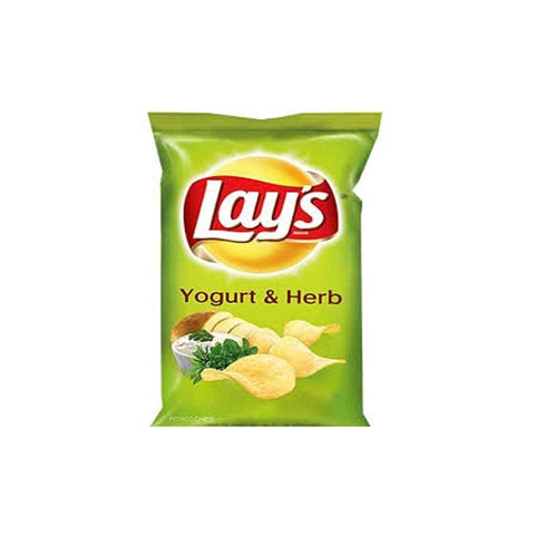 LAY'S YOGURT & HERB 65 GMS