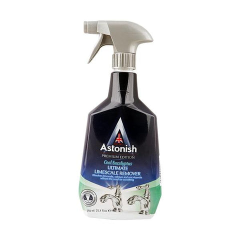 ASTONISH COOL EUCALYPTUS ULTIMATE LIMESCALE REMOVER