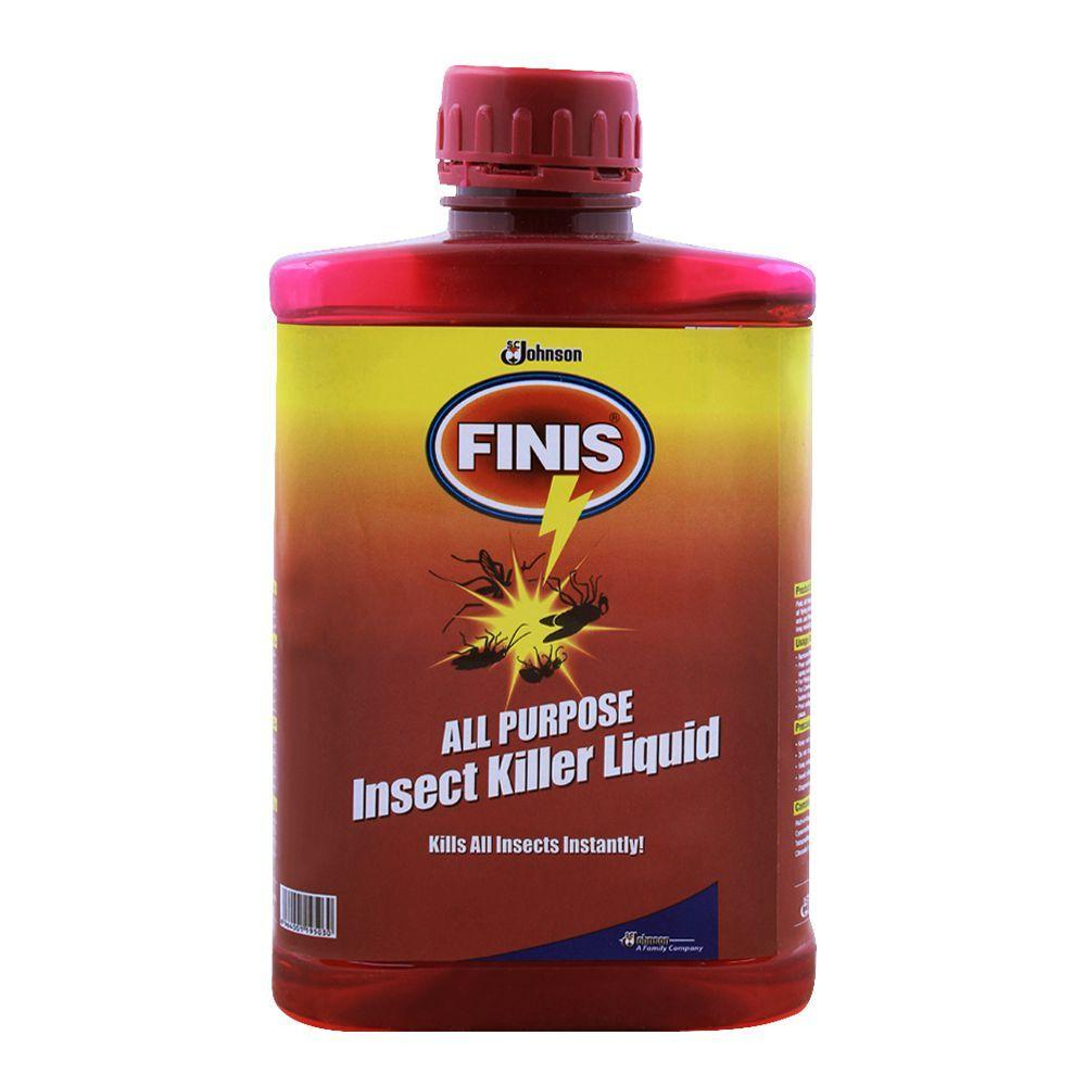 FINIS LIQUID AP INSECTS 800ML