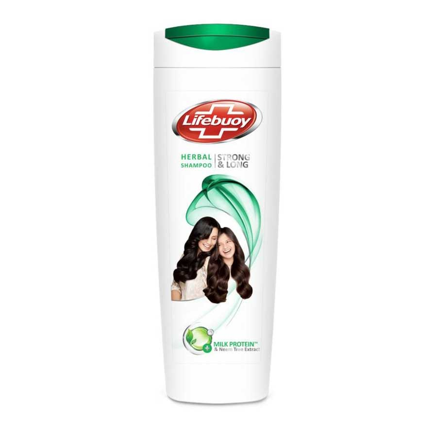 LIFEBUOY HERBAL STRONG & LONG SHAMPOO 175 ML