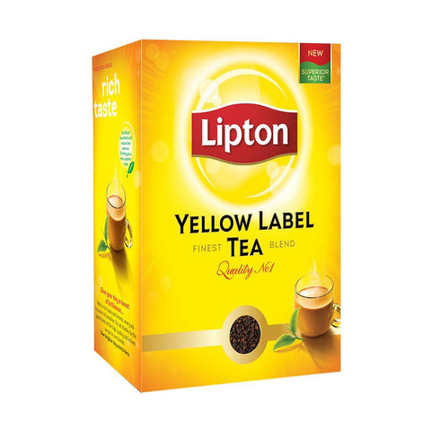 LIPTON YELLOW LABEL TEA 380 GMS