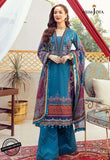 Asim Jofa Luxury Lawn Rabt Collection'21 AJRL-08