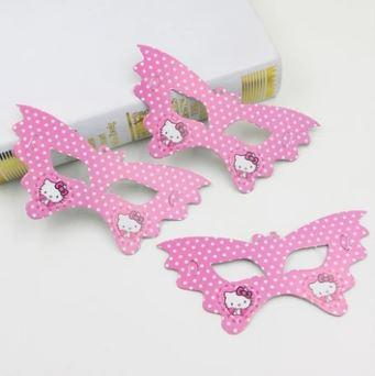 MASK HELLO KITTY PACK OF 10