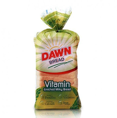DAWN BREAD MILKY LARGE 725 GM