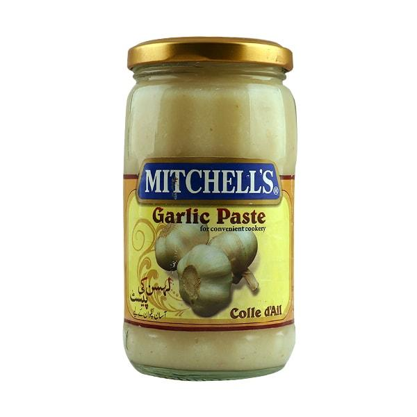 MITCHELLS GINGER JAR PASTE 320GM