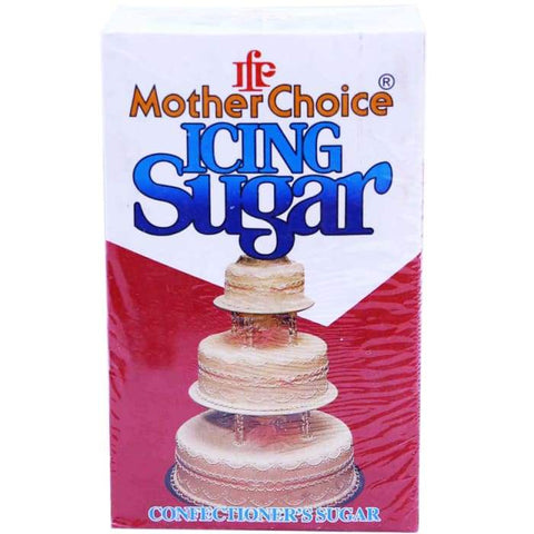 MOTHER CHOICE ICING SUGAR 900GM