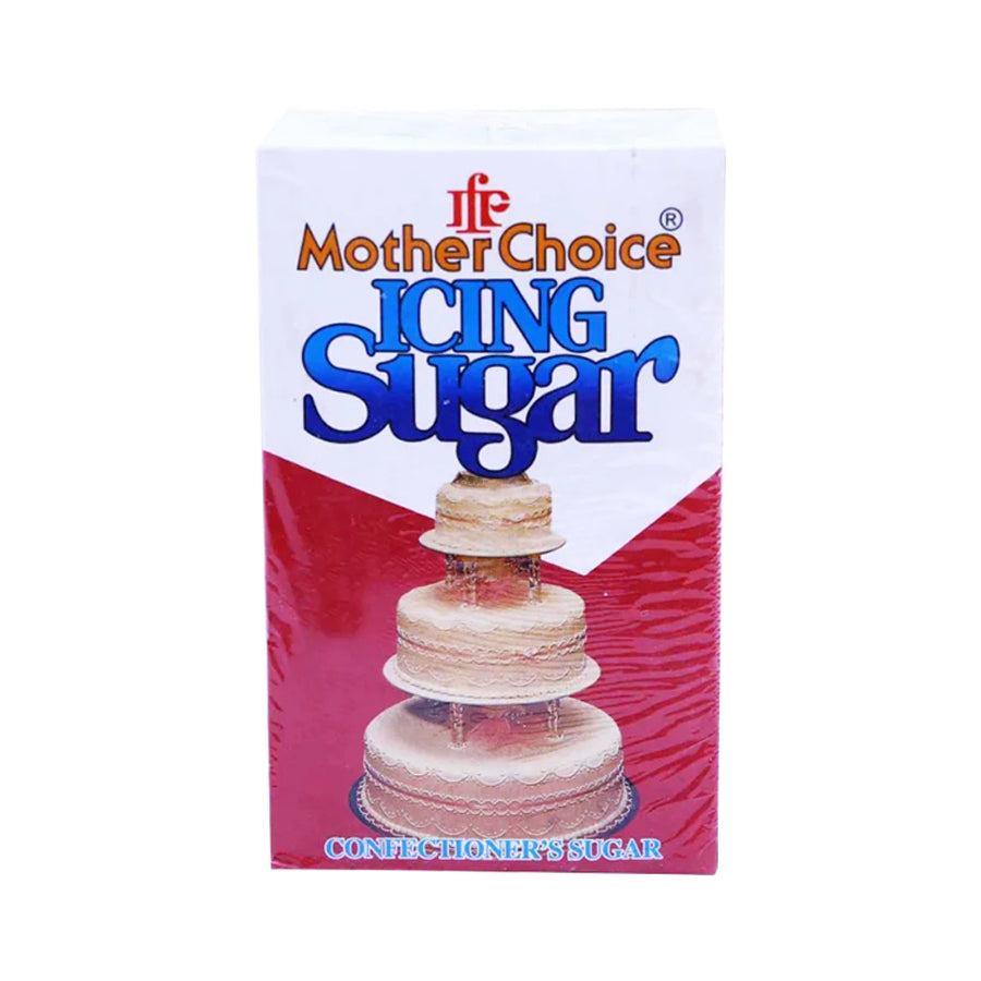 MOTHER CHOICE SUPER FINE ICING SUGAR 300 GMS