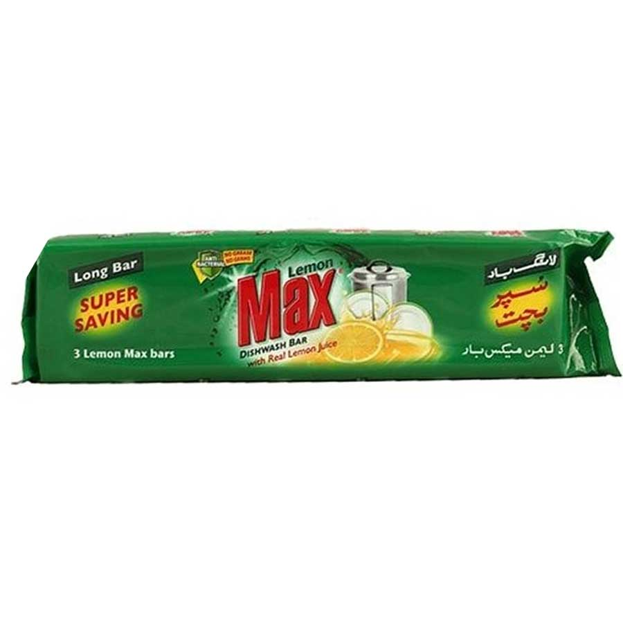 LEMON MAX BAR LONG 270 GMS