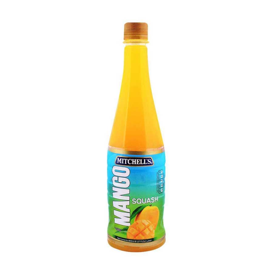 MITCHELL'S MANGO SQUASH 800 ML