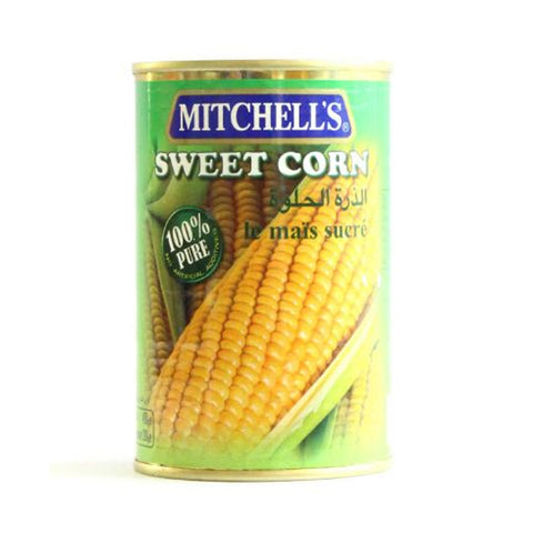 MITCHELL'S SWEET CORN 450 GMS