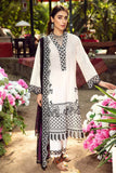 Charizma Lawn Baad-E-Naseem Chapter 1 Collection'21 Mulberry Temptation EBL-08
