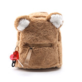 Furry Bear Backpack  | Funky Fish