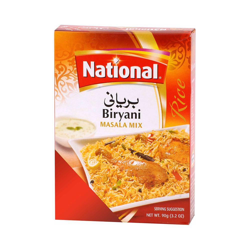 NATIONAL BIRYANI MASALA 90GM