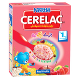 NESTLE CERELAC RED FRUITS 175 GM