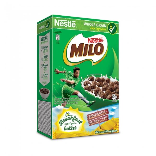 NESTLE MILO CEREAL 330GM
