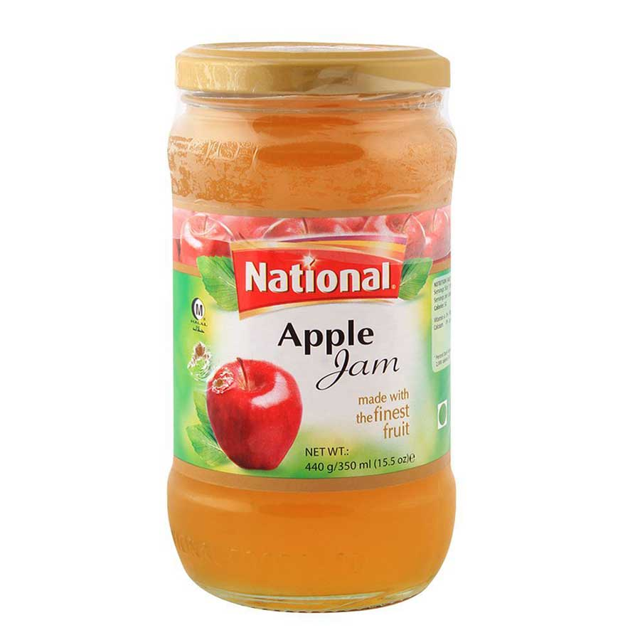 NATIONAL APPLE JAM 440 GMS