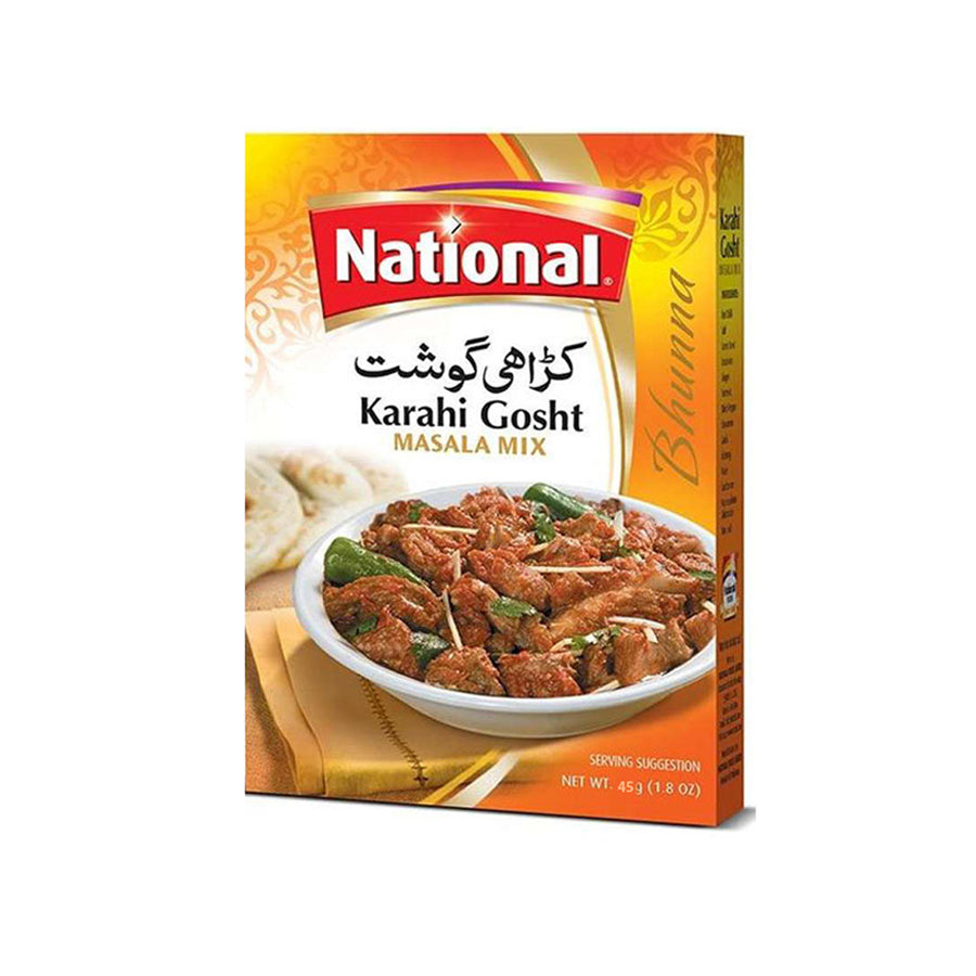 NATIONAL KARAHI GOSHT 52 GMS