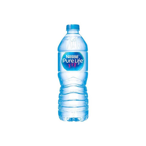 NESTLE PURE LIFE WATER BOTTLE 0.5 LITRE