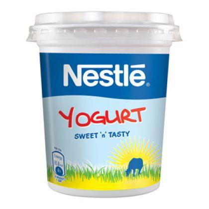Nestle Yogurt Sweet & Tasty 400gm