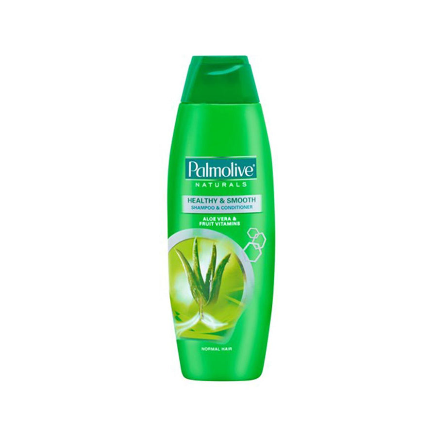 PALMOLIVE HEALTHY & SMOOTH SHAMPOO 180 ML
