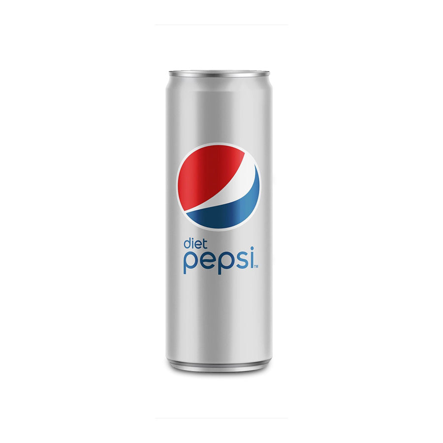 PEPSI DIET CAN 250 ML