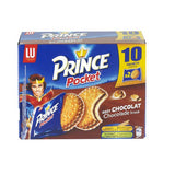 LU PRINCE CHOCOLATE TICKY PACK BOX