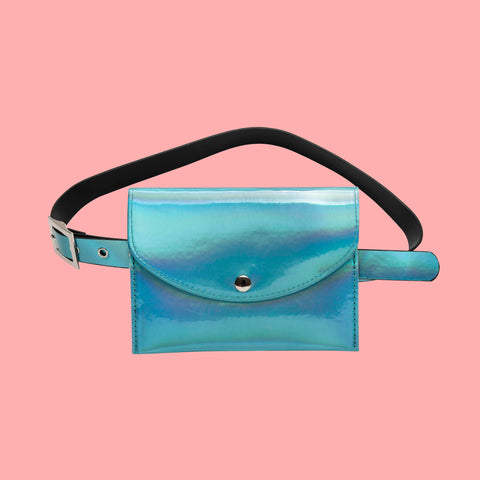 Transparent Belt Bag | Funky Fish