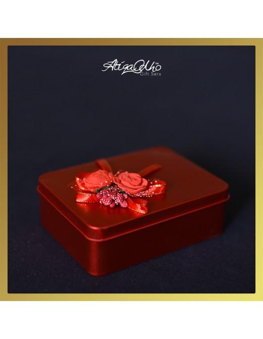 Atiqa Odho Red Gift Box 1 Set 2 PRODUCT CODE: 0001A