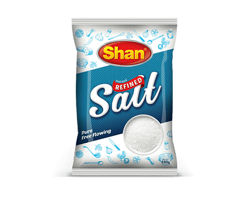 SHAN REFINED SALT 800GM