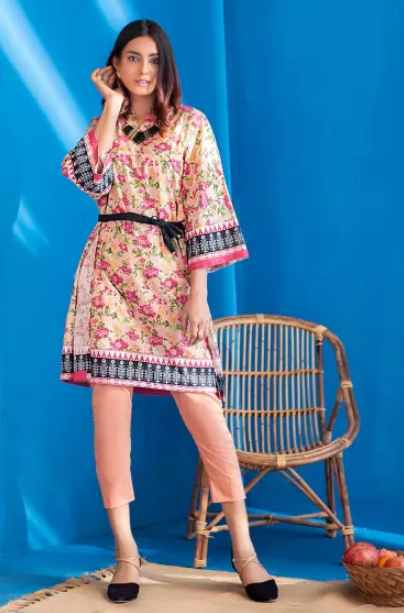 Gul Ahmed Bagh-e-Gul Lawn Collection'21 SL-948 B